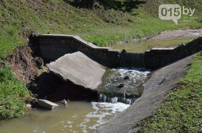 Фоторепортаж: восстановление Гродно после сильного потопа 12 июля (фото) - фото 12
