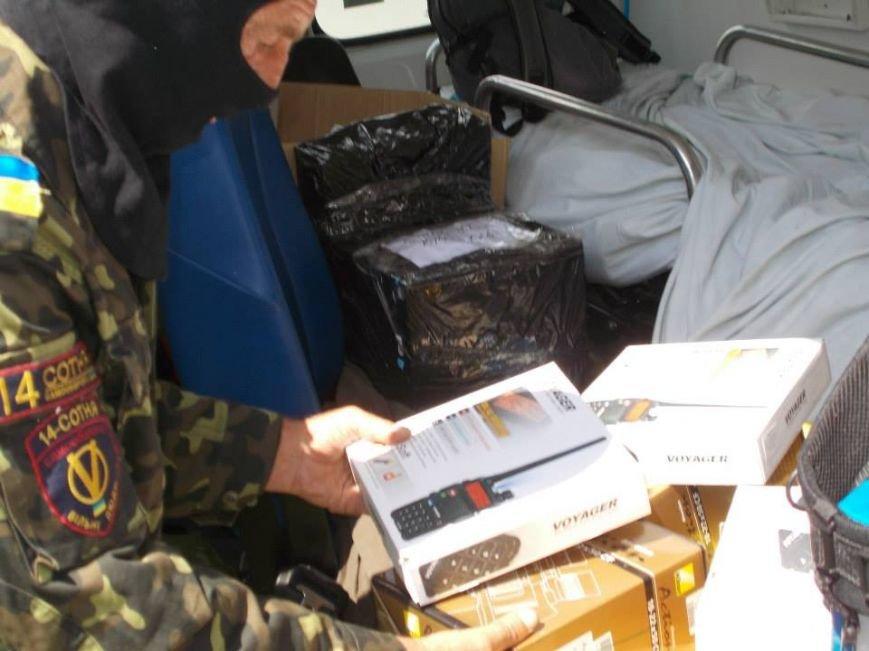 Львів'яни відвідали Слов'янськ і передали військовим медикаменти та бронежилети (ФОТО), фото-3