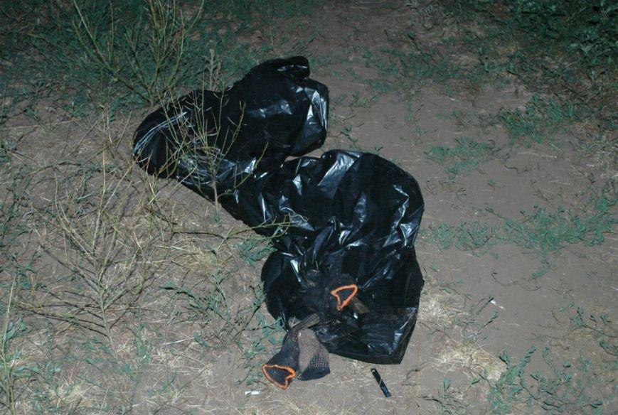 «Террористы» на Хортице оказались расхитителями кабеля (ФОТО), фото-3