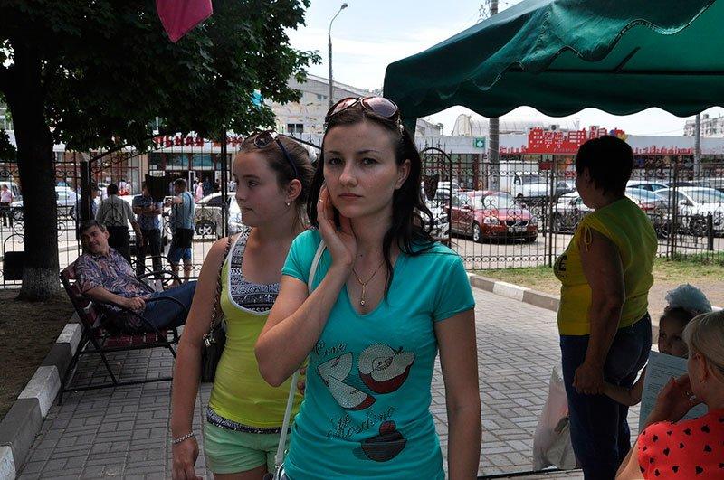 Украинские беженцы в Белгороде: «Жаль молодых ребят, и с той, и с другой стороны очень много гибнет» (фото) - фото 4