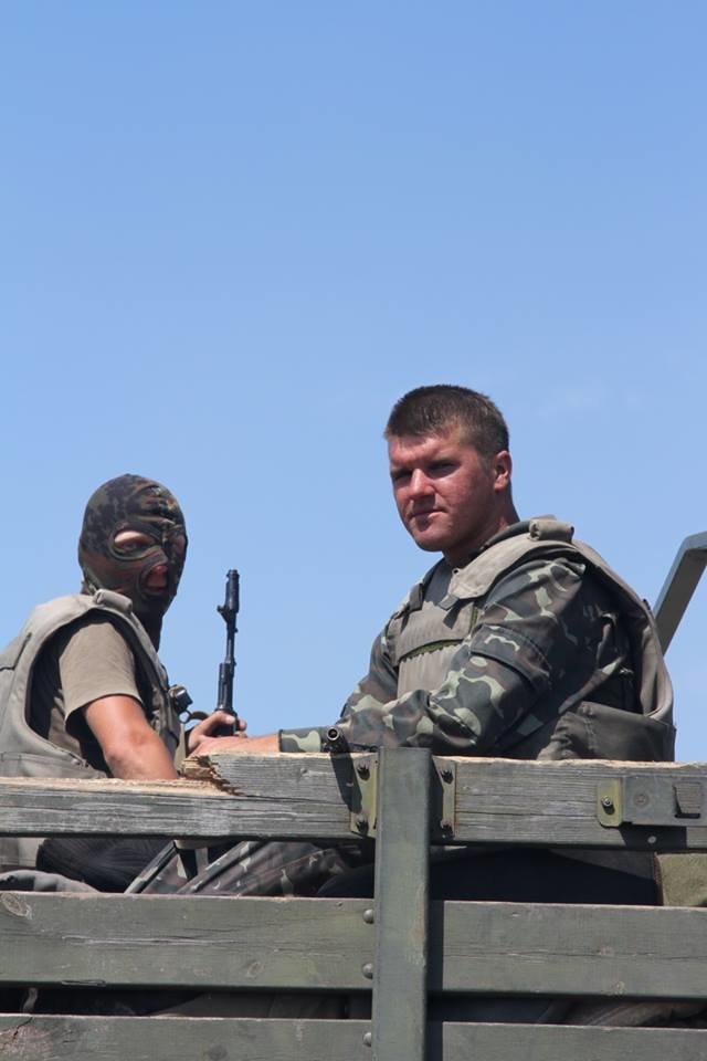 Як українські військові виконують бойові дії в АТО (фоторепортаж), фото-8