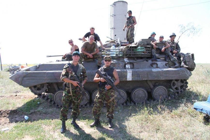 Як українські військові виконують бойові дії в АТО (фоторепортаж), фото-6