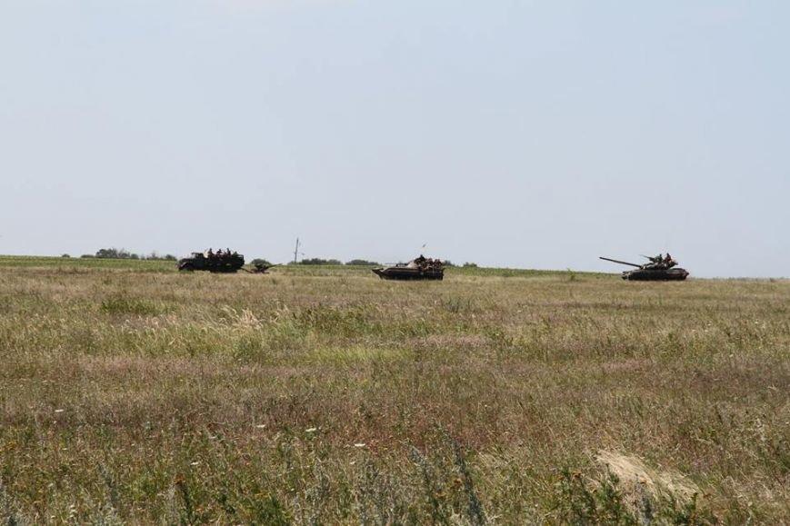 Як українські військові виконують бойові дії в АТО (фоторепортаж), фото-13