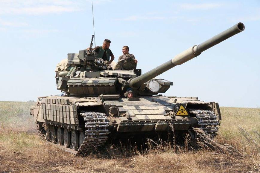 Як українські військові виконують бойові дії в АТО (фоторепортаж), фото-3