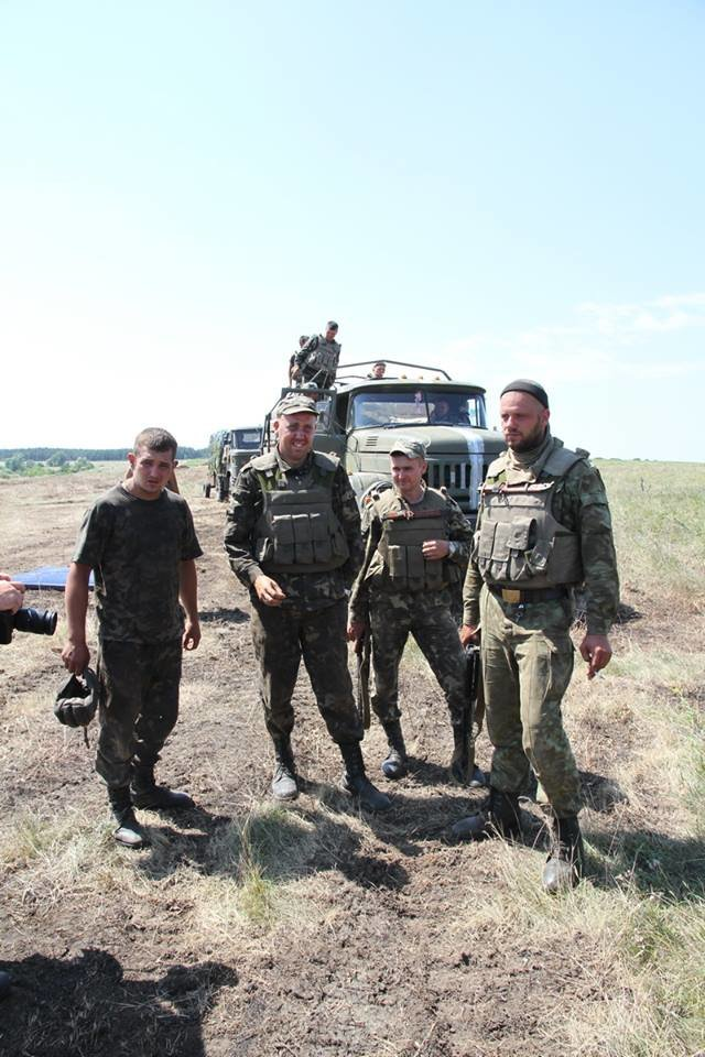 Як українські військові виконують бойові дії в АТО (фоторепортаж), фото-9