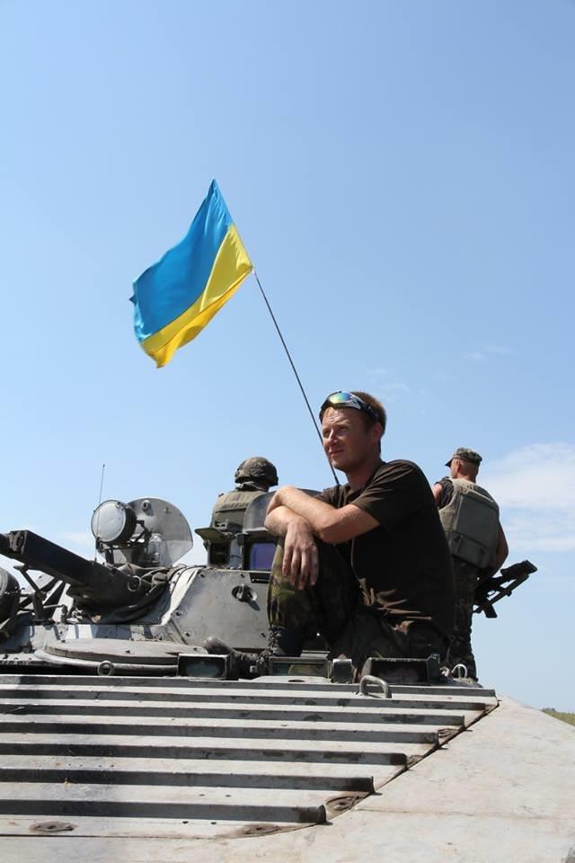 Як українські військові виконують бойові дії в АТО (фоторепортаж), фото-14
