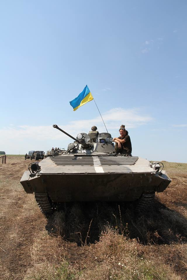 Як українські військові виконують бойові дії в АТО (фоторепортаж), фото-2
