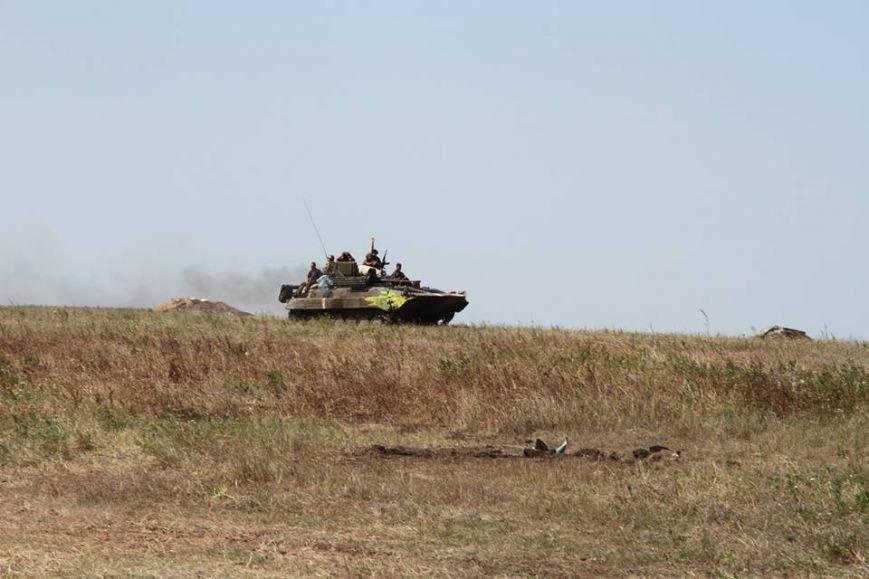 Як українські військові виконують бойові дії в АТО (фоторепортаж), фото-10