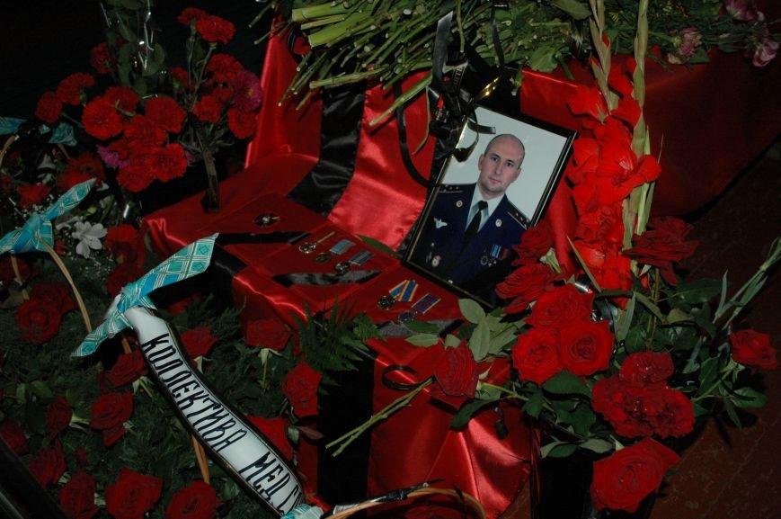 Запорожская область простилась с бойцами, погибшими в небе над Луганском (ФОТО), фото-8