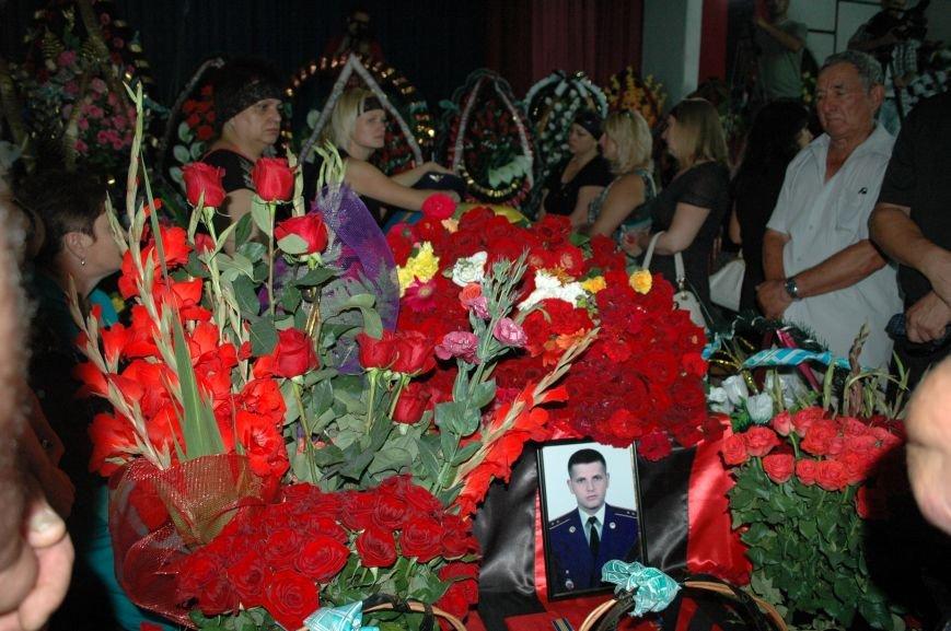 Запорожская область простилась с бойцами, погибшими в небе над Луганском (ФОТО), фото-16
