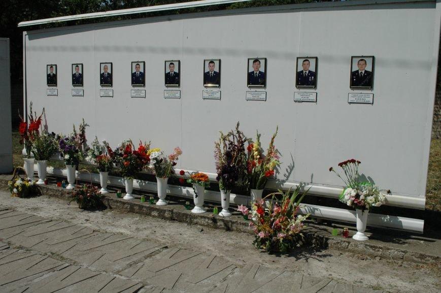 Запорожская область простилась с бойцами, погибшими в небе над Луганском (ФОТО), фото-5