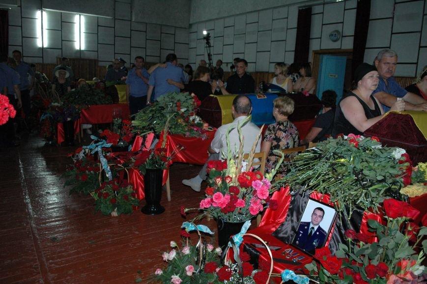 Запорожская область простилась с бойцами, погибшими в небе над Луганском (ФОТО), фото-1