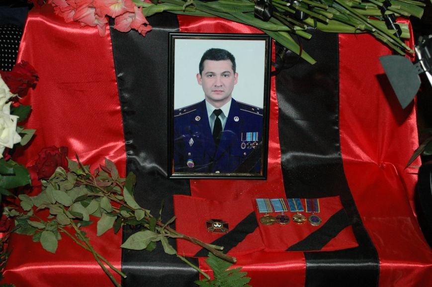 Запорожская область простилась с бойцами, погибшими в небе над Луганском (ФОТО), фото-14