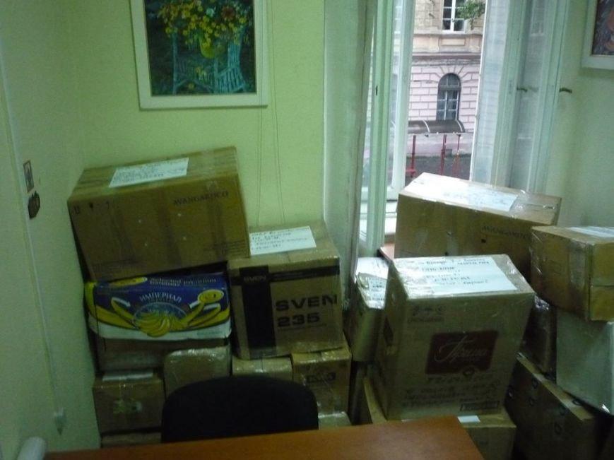 Для львівських військових, які перебувають в зоні АТО зібрали 130 індивідуальних посилок (ФОТО), фото-2