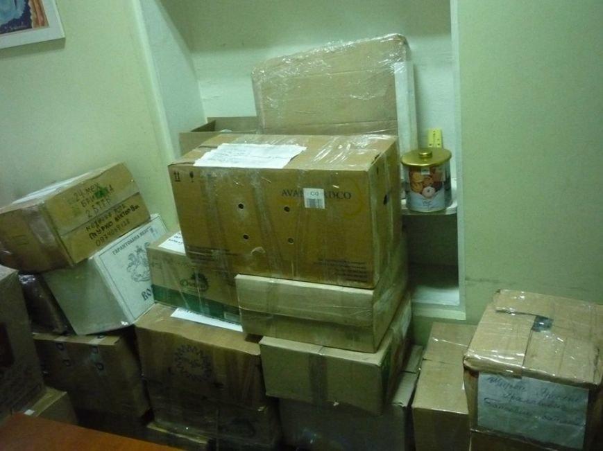 Для львівських військових, які перебувають в зоні АТО зібрали 130 індивідуальних посилок (ФОТО), фото-1
