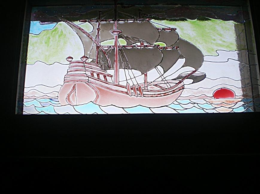 «Сказочный» подъезд Кривого Рога, фото-11