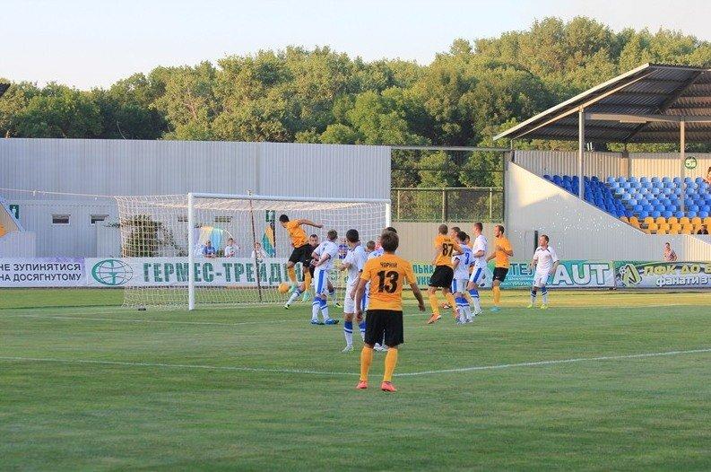 Черниговская «Десна» стартовала в чемпионате Украины с несправедливого поражения, фото-15