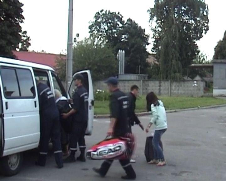 На Сумщину прибыли вынужденные переселенцы с Луганщины (ФОТО), фото-4