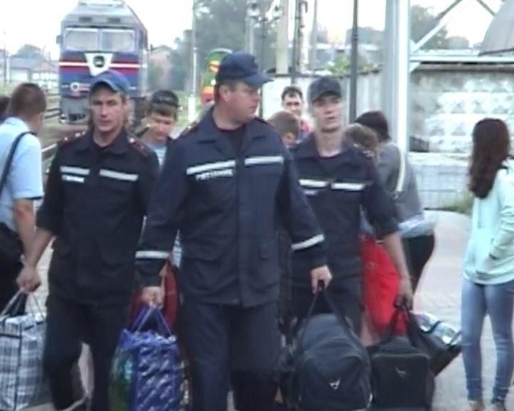 На Сумщину прибыли вынужденные переселенцы с Луганщины (ФОТО), фото-2