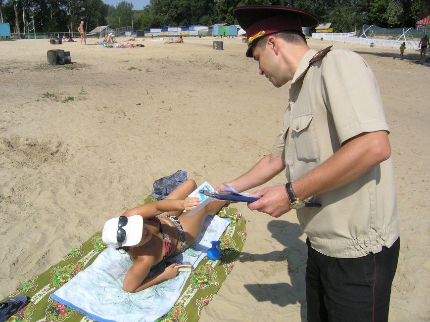 Спасатели рассказали сумчанам, как нужно вести себя на водоемах (ФОТО), фото-3