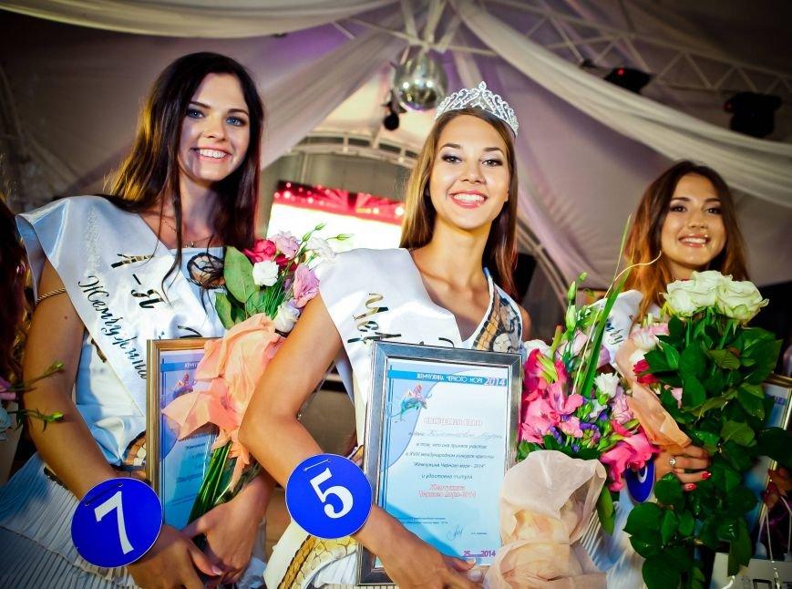 В Севастополе на конкурсе «Жемчужина Черного моря-2014» корону победительницы получила красавица из Татарстана Мария Колесникова, фото-14