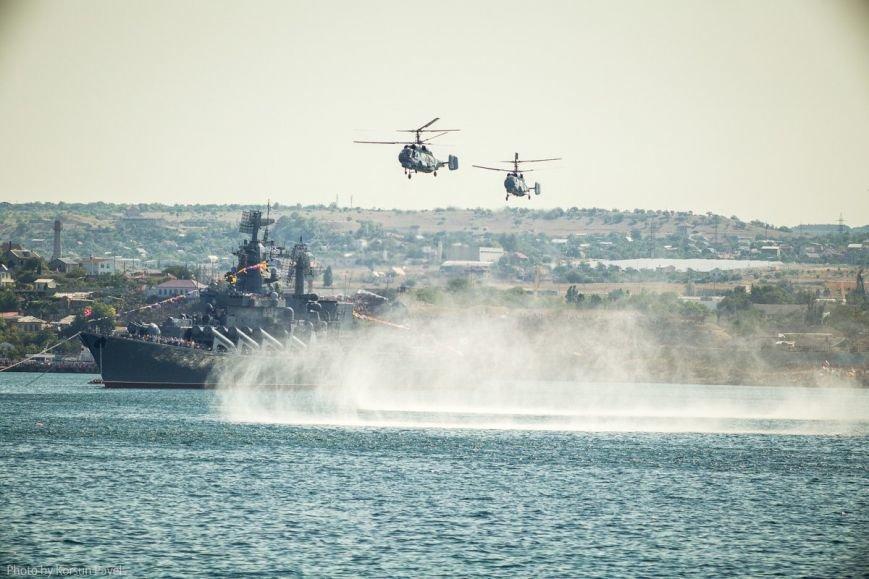 В Севастополе с размахом отпраздновали День ВМФ России (ФОТО, ВИДЕО), фото-9