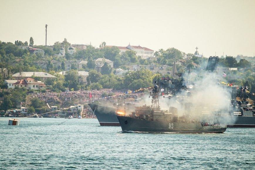 В Севастополе с размахом отпраздновали День ВМФ России (ФОТО, ВИДЕО), фото-6