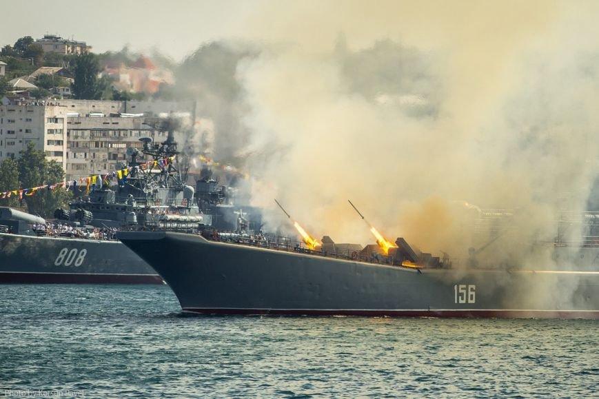 В Севастополе с размахом отпраздновали День ВМФ России (ФОТО, ВИДЕО), фото-12