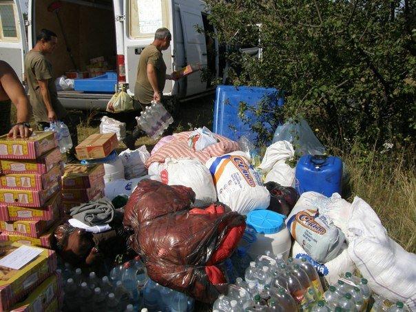 Криворожские активисты продолжают отчитываться перед общественностью за собранную помощь солдатам в зону АТО, фото-4