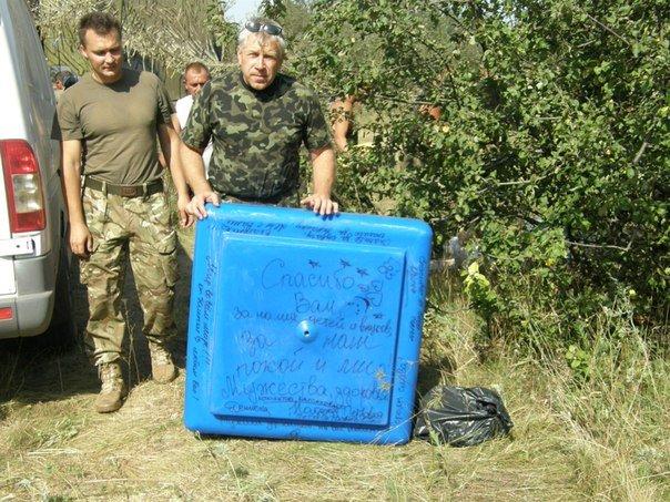 Криворожские активисты продолжают отчитываться перед общественностью за собранную помощь солдатам в зону АТО, фото-3