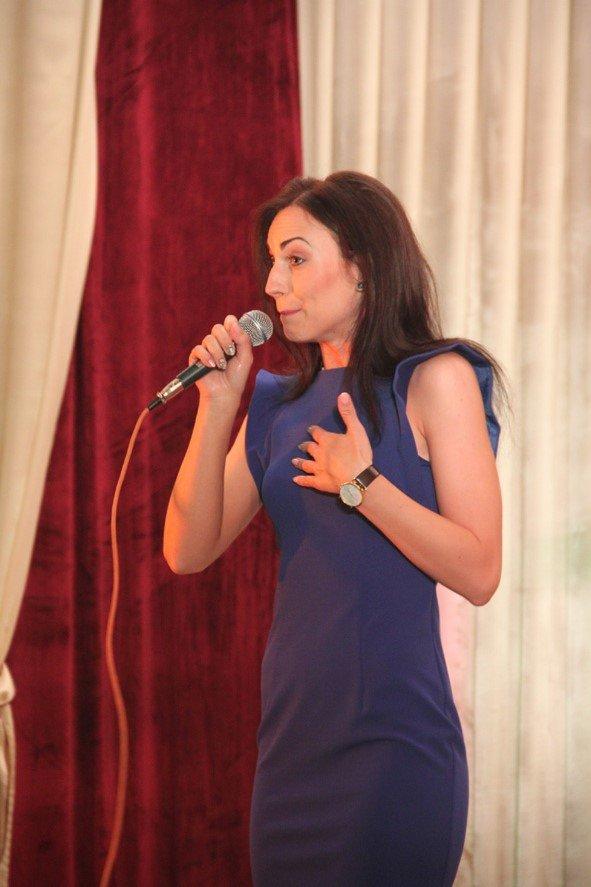 У львівському шпиталі, де лікують ранені з АТО, влаштували концерт, аби бійцям було веселіше жити (фоторепортаж), фото-7
