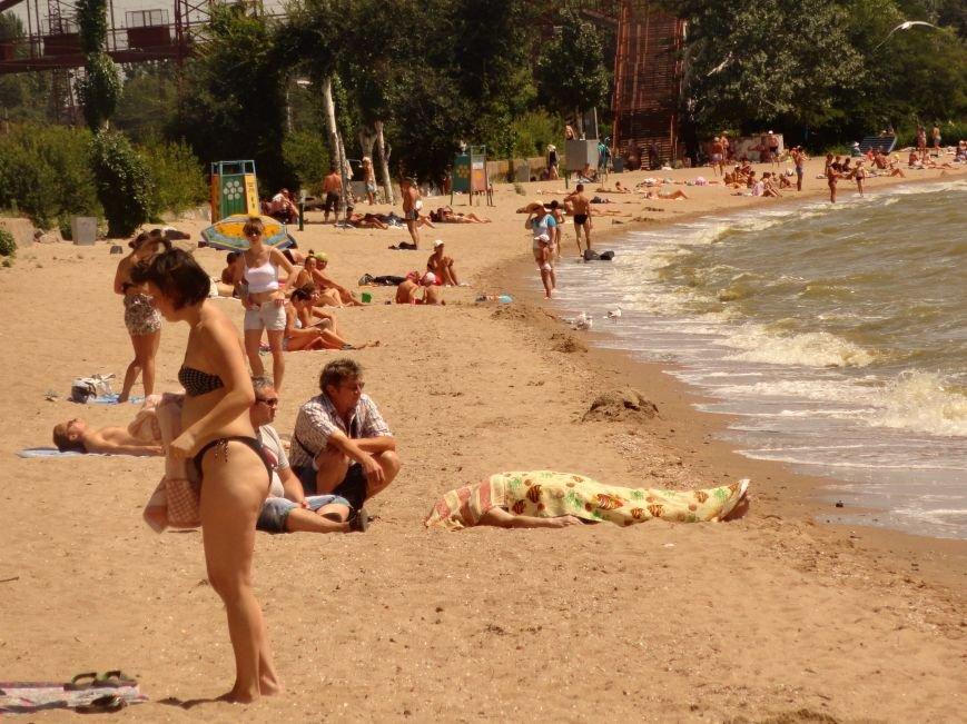 На мариупольском городском пляже умерла женщина (ФОТО), фото-2