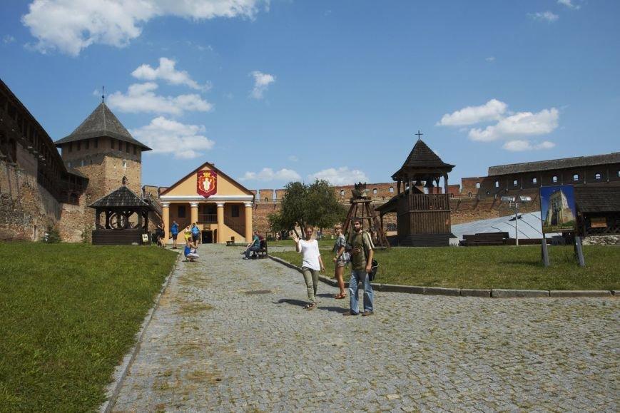 Резиденти у замку Любарта