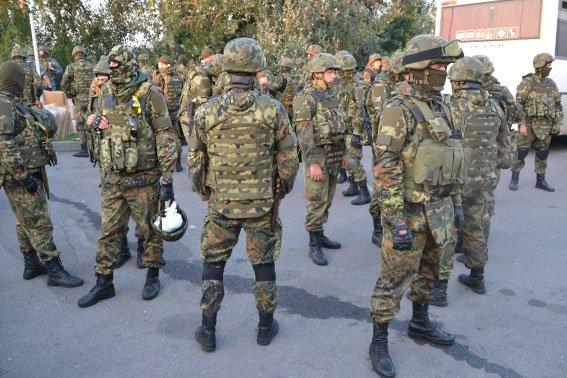 Батальйон «Львів» повністю забезпечений усім необхідним, - Загарія (ФОТО), фото-1