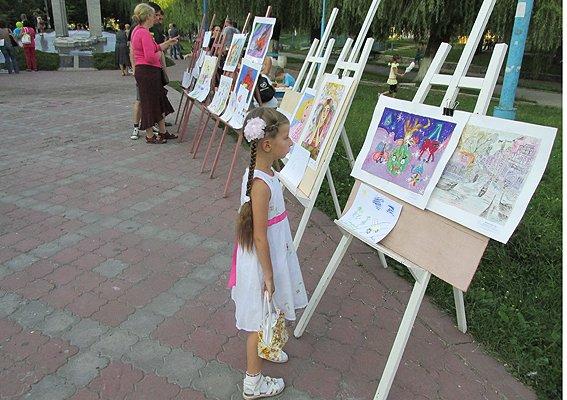 Под Киевом дети собирали деньги в помощь землякам-участникам АТО (ФОТО), фото-8