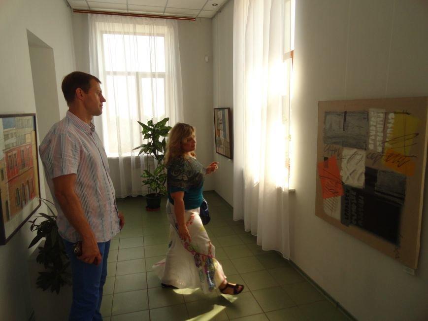 В Мариуполе открылась выставка легендарных родоначальников арт андеграунда (ФОТО), фото-3