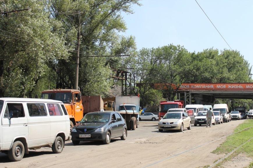 Протест криворожан: по городским улицам не должен ходить большегрузный технологический транспорт (ФОТОРЕПОРТАЖ), фото-3