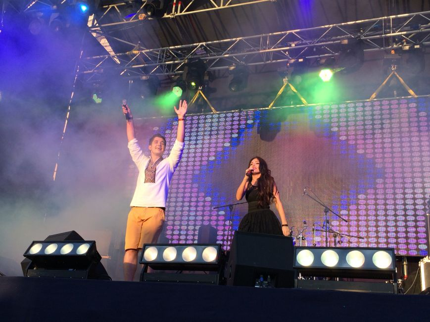 В Мариуполе стартовал концерт «В поддержку своих» (Дополнено, ФОТО), фото-10