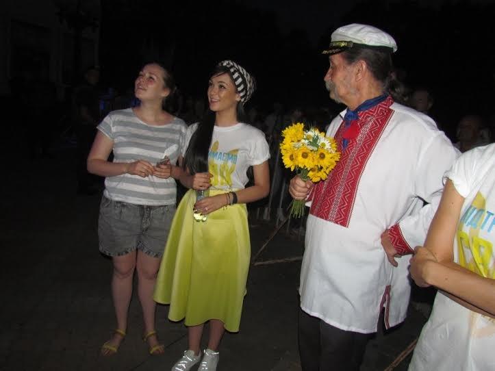 В Мариуполе стартовал концерт «В поддержку своих» (Дополнено, ФОТО), фото-16