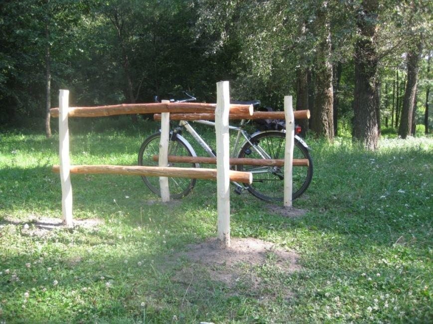 Эко-велопарковки появились в Чернигове, фото-10