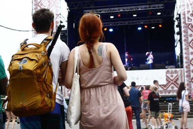 Під час фестивалю «Україна єдина» у Львові зібрали 3 тис. грн. для українських військових (ФОТО), фото-2