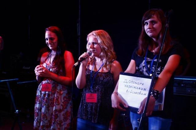 Під час фестивалю «Україна єдина» у Львові зібрали 3 тис. грн. для українських військових (ФОТО), фото-1