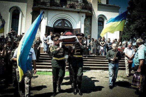 Львів'янин Володимир Статій, якого вчора поховали, загинув від вибуху гранати та вбив чотирьох ворогів (фоторепортаж), фото-3