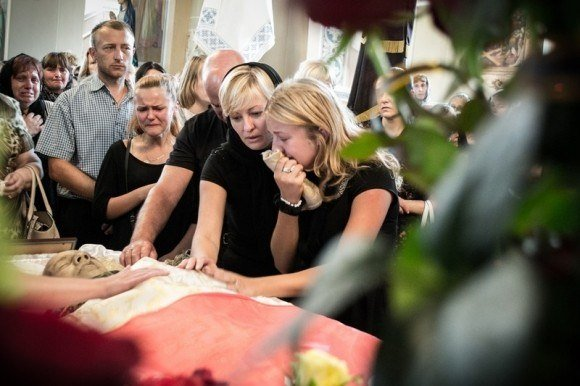 Львів'янин Володимир Статій, якого вчора поховали, загинув від вибуху гранати та вбив чотирьох ворогів (фоторепортаж), фото-4