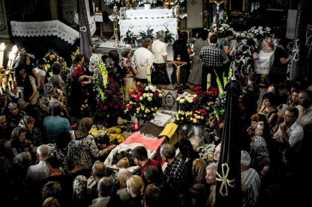 Львів'янин Володимир Статій, якого вчора поховали, загинув від вибуху гранати та вбив чотирьох ворогів (фоторепортаж), фото-2