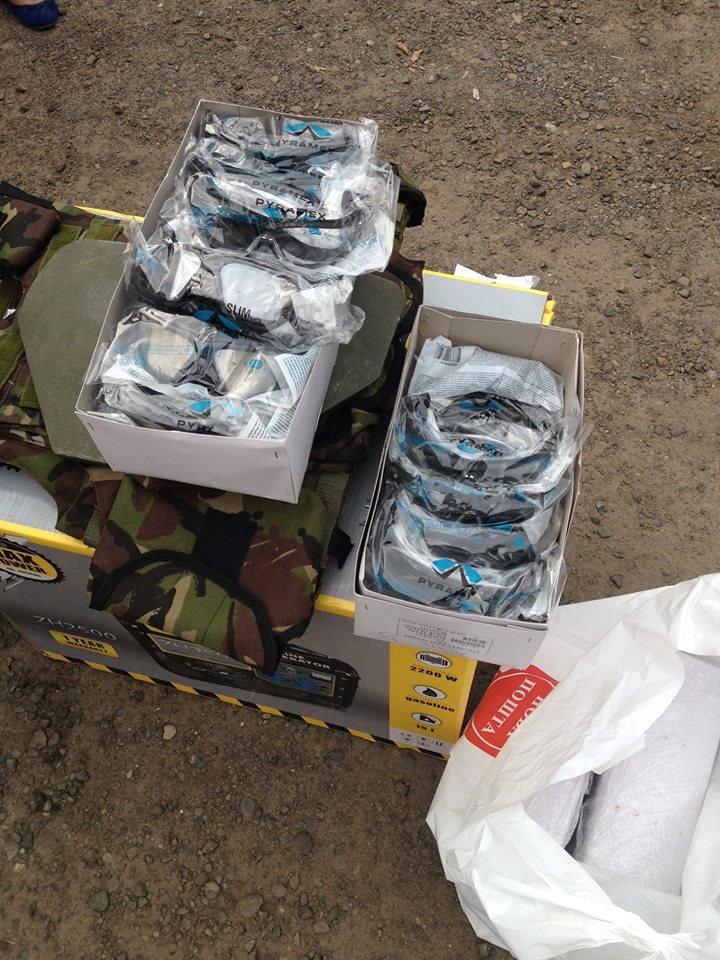Львівське підприємство передало в АТО каремати, генератор та інші потрібні на фронті речі (ФОТО), фото-1