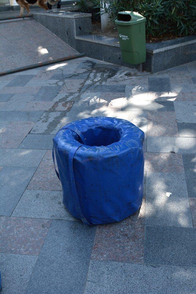 29 июля выход из перехода «Спартака» был оцеплен: на велопарковке заподозрили наличие бомбы (ФОТО), фото-1