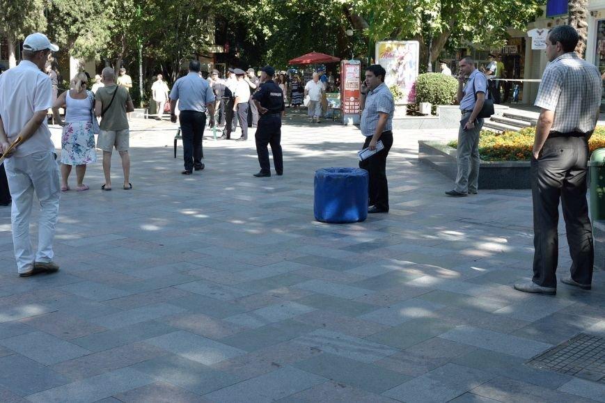 29 июля выход из перехода «Спартака» был оцеплен: на велопарковке заподозрили наличие бомбы (ФОТО), фото-3