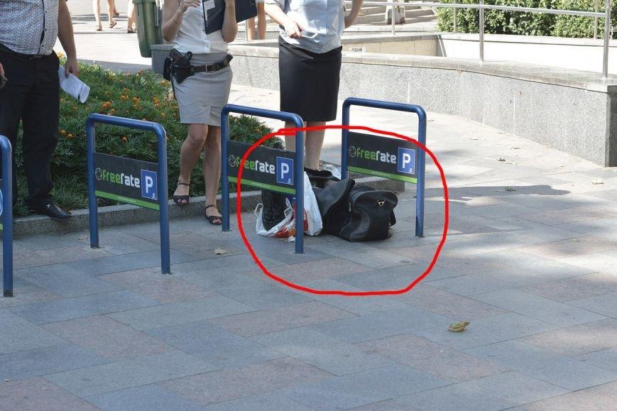 29 июля выход из перехода «Спартака» был оцеплен: на велопарковке заподозрили наличие бомбы (ФОТО), фото-2