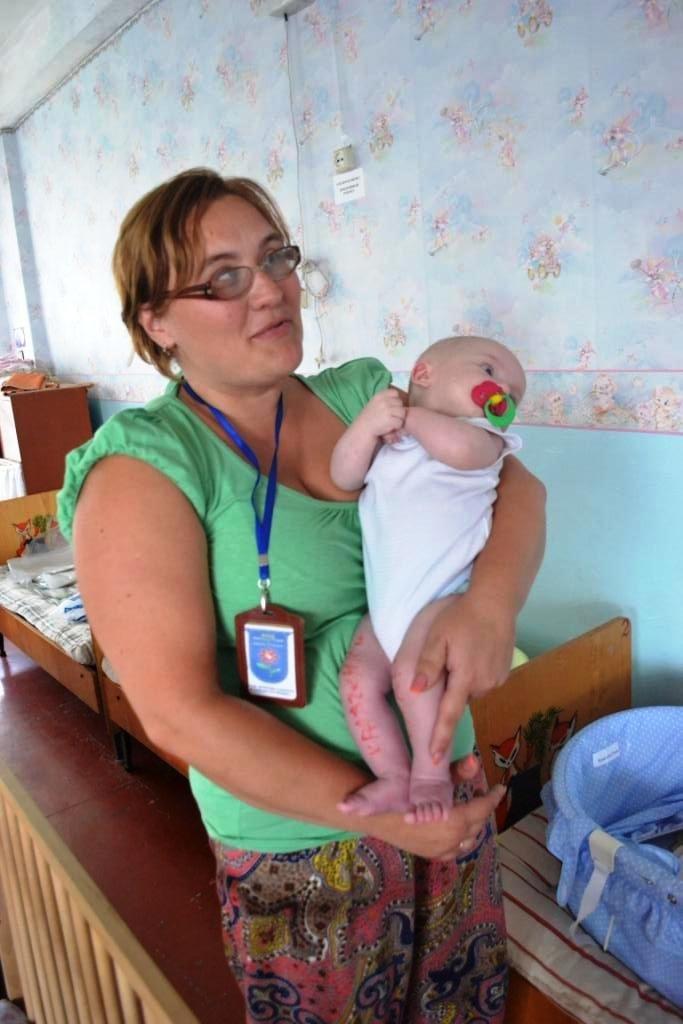 В Мариуполе дети-сироты из Донецка нуждаются в ходунках, колясках и памперсах (ФОТОРЕПОРТАЖ), фото-12